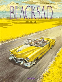 Blacksad: 5 Amarillo